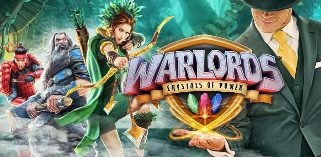 Warlods Crystals Of Power Slot Game