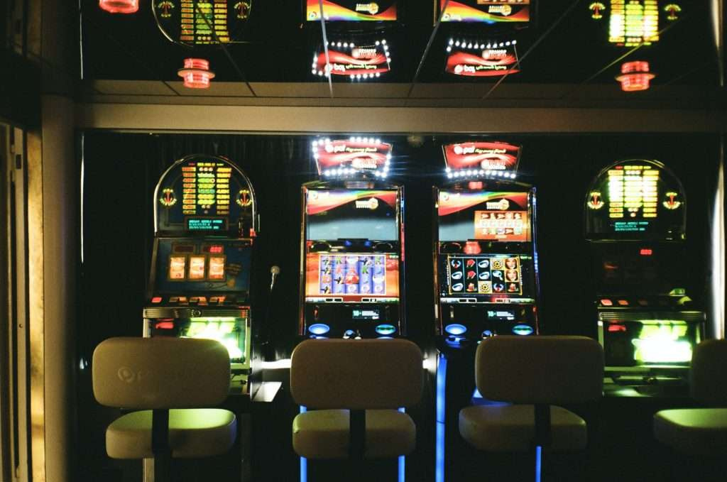 Slot Machines In A Row